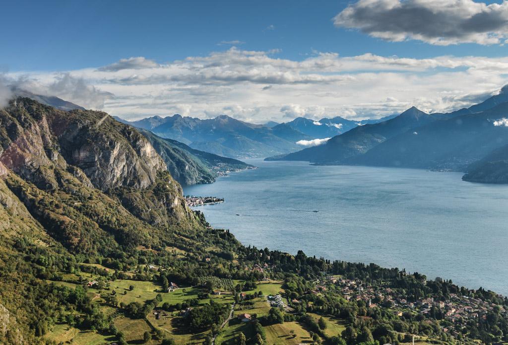 Helicopter Tours Lake Como