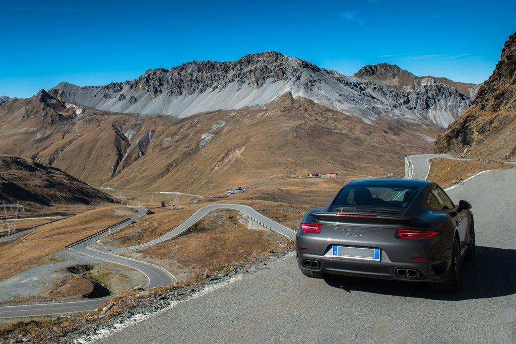 Supercar Driving Experience Stelvio Italy Helitaly