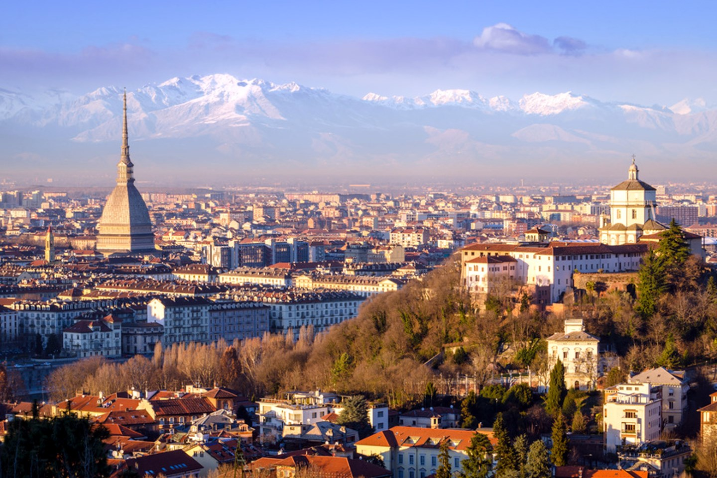 Helicopter Transfers Turin