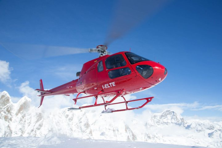 Helicopter Services Turin