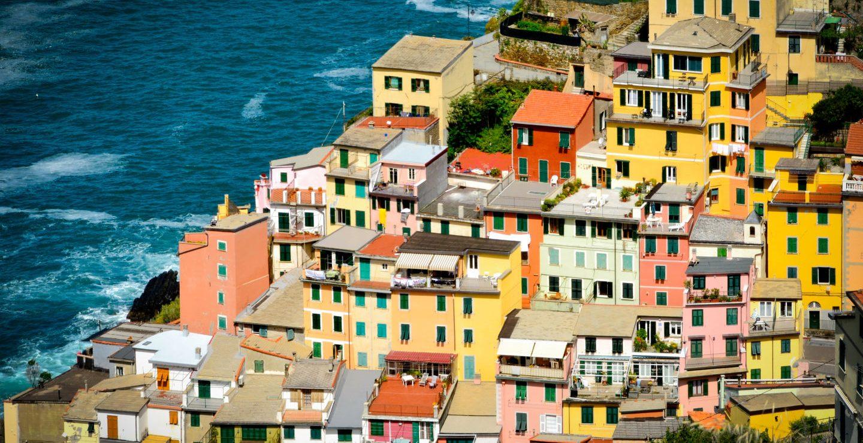Helicopter Ride Cinque Terre