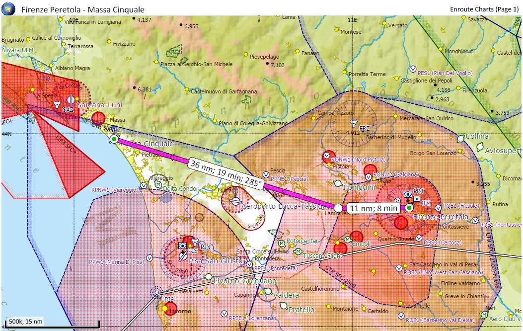 Helicopter Florence to Forte dei Marmi Viareggio Helicopter