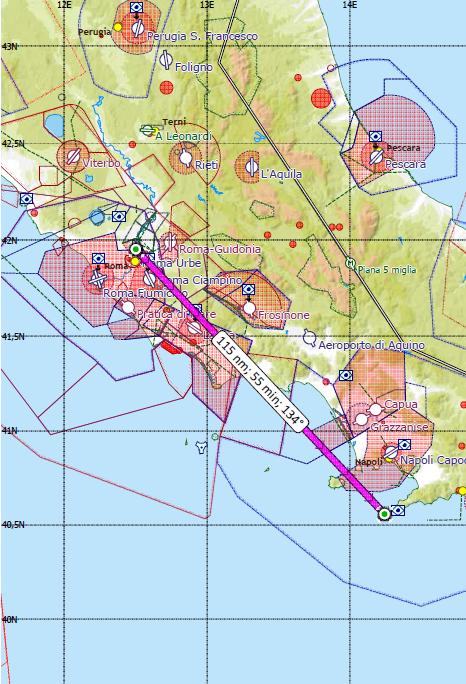 Helicopter Rome to Capri Heli Transfers Charters Helitaly