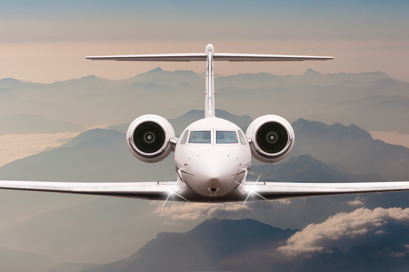 Private Jet Transfers & Charters from / to Italy