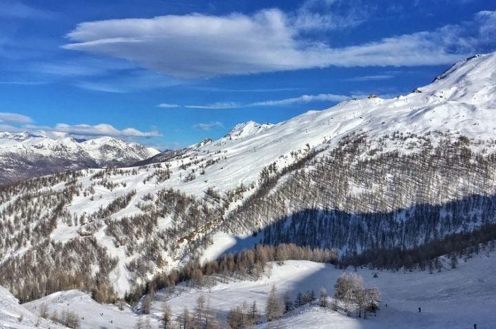 Helicopter Transfer Sestriere