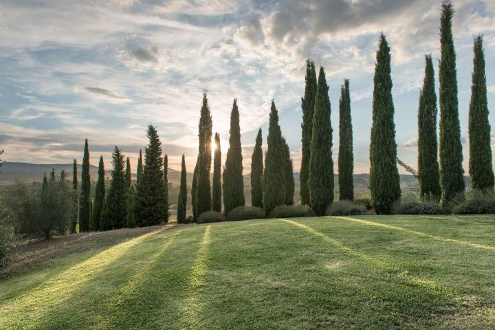 Helicopter Transfers Tuscany