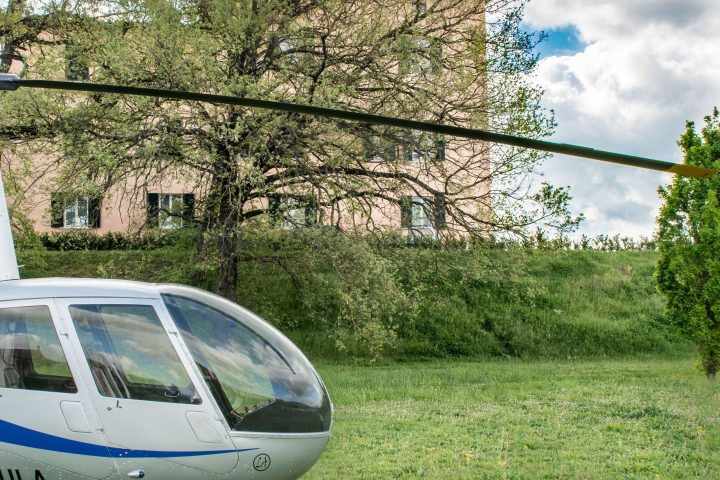 Helicopter Charter Tuscany