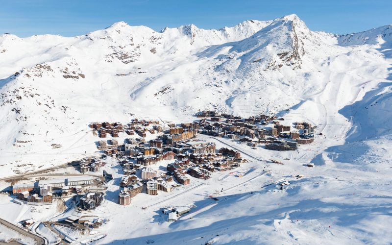 Experience in Val Thorens Helicopter
