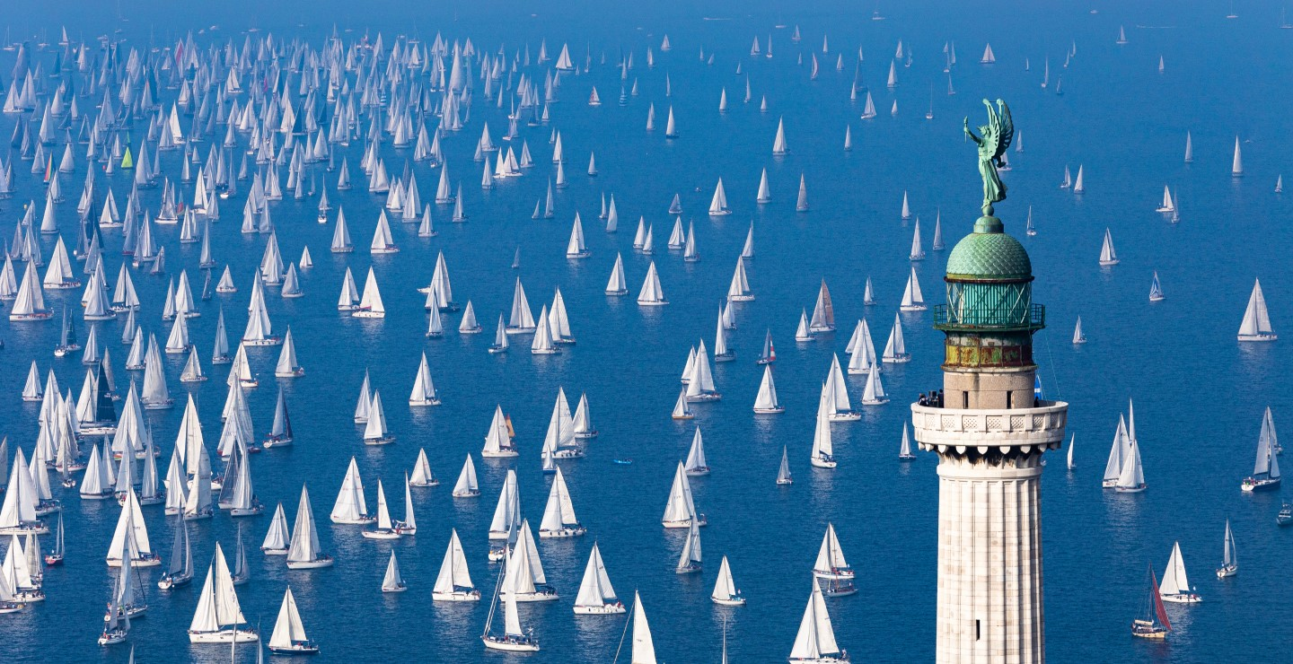 Barcolana Trieste Helicopter Tour