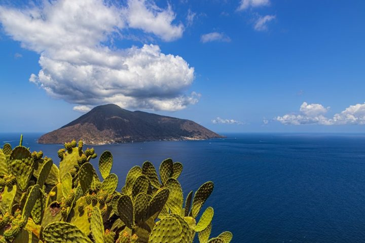 Helicopter Charters to Aeolian Islands