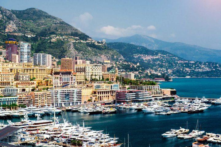 Helicopter Transfer Monaco