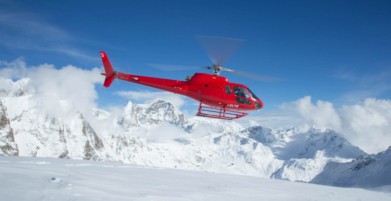 Helicopter Blog St Moritz