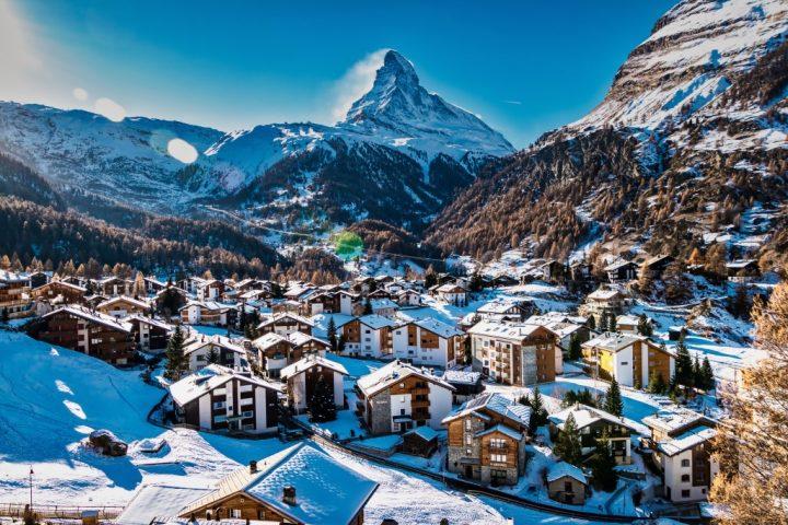 Helicopter Transfer Zermatt