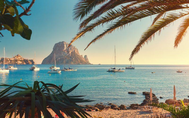 Helitaly transfer Ibiza