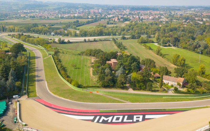 Helicopter Transfers Imola f1 GP
