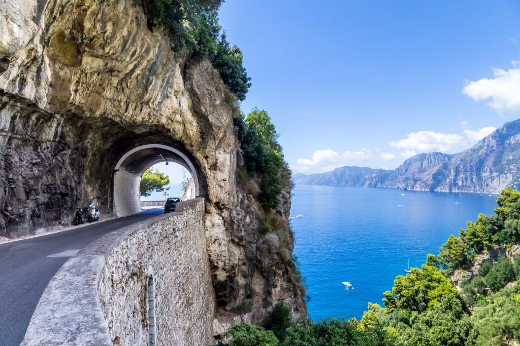 Supercar Driving Experience Amalfi Coast