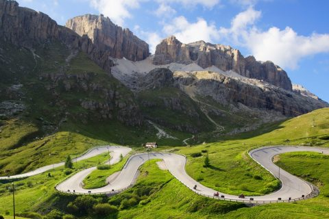 Supercar Driving Experience Dolomites