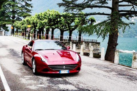 Supercar Driving Experience in Garda Lake