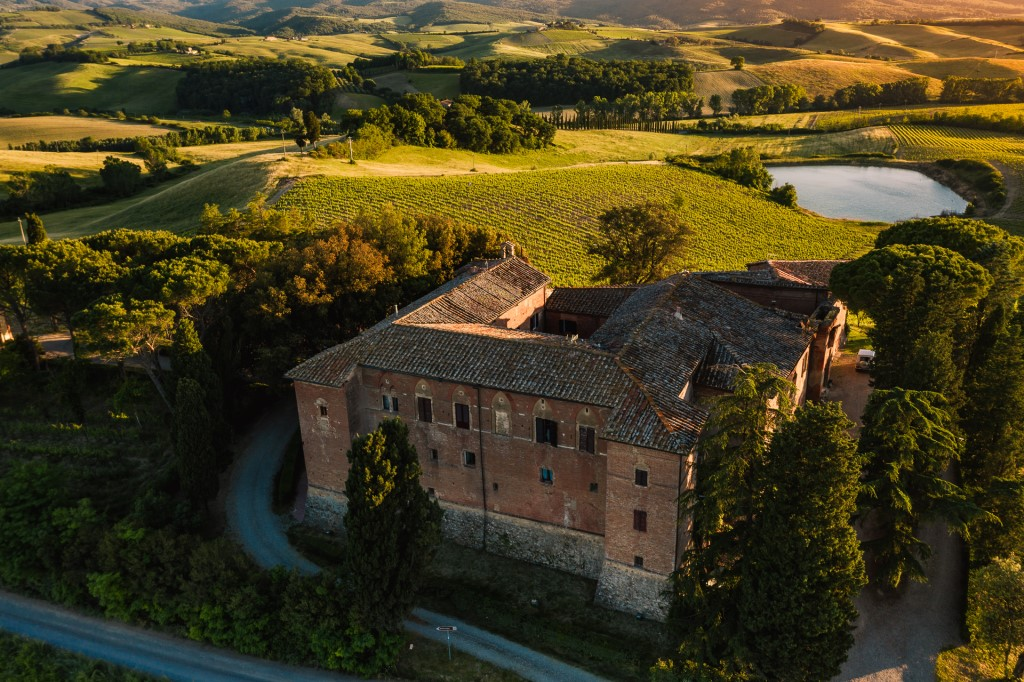 Supercar Driving Experience Montalcino and Val d'Orcia